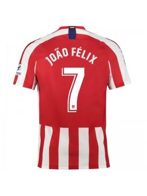 Camiseta Atletico Madrid Primera Equipacion 2019/2020 João Félix