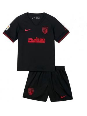Camiseta Del Atlético de Madrid 2a Eq 2019/2020 Niños