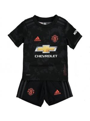 Camiseta De Manchester United 3a Eq 2019/2020 Niños