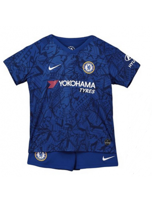 Camiseta De Chelsea 1a Equipacion 2019-2020 Niños