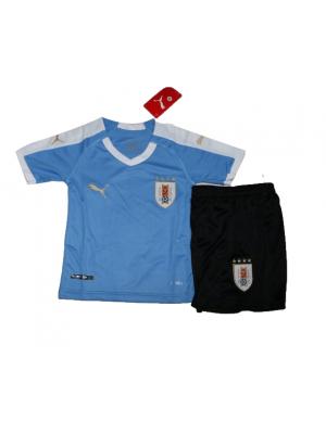 Camisas del Uruguay  1a Eq 2019 niños