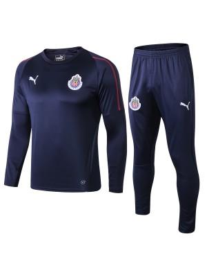 Chivas Guadalajara CD Chándales 2018- 2019 Azul