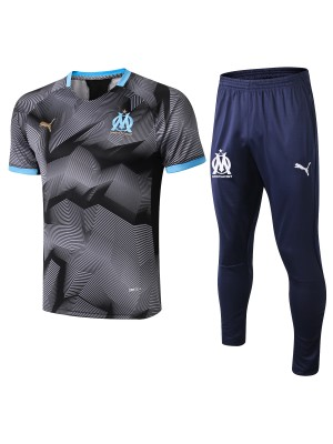 Camisas + Pantalones Olympique de Marseille 2018-2019