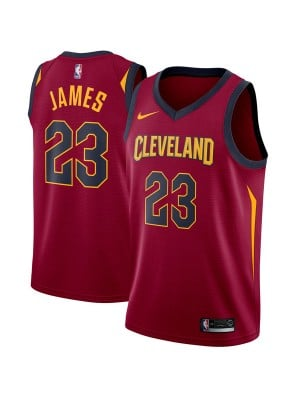 Cleveland Cavaliers James 23