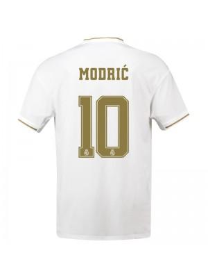 Camiseta Real Madrid Primera Equipacion 2019/2020 Modric 10