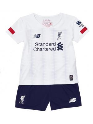 Camiseta Liverpool 2a Equipacion 2019-2020 Niños