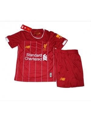 Camiseta Liverpool 1a Equipacion 2019-2020 Niños