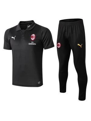 Polo + Pantalones AC Milan 2018-2019