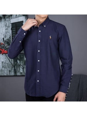 Ralph Lauren Oxford Textile Shirts  - 006