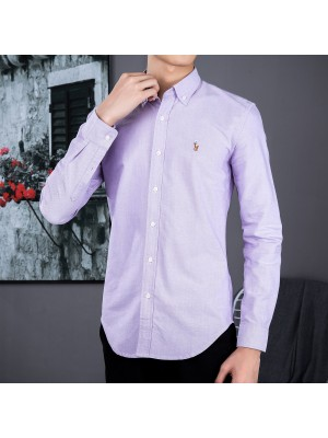 Ralph Lauren Oxford Textile Shirts  - 009