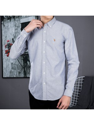 Ralph Lauren Oxford Textile Shirts  - 004