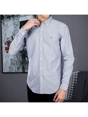 Ralph Lauren Oxford Textile Shirts  - 004