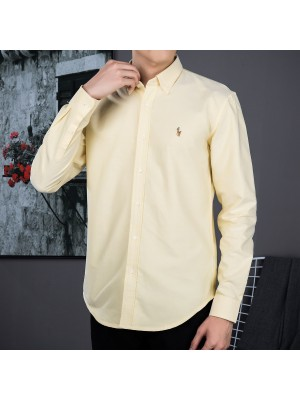 Ralph Lauren Oxford Textile Shirts  - 010