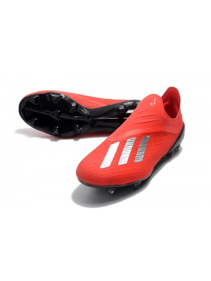 Adidas X 18+ FG Rojo