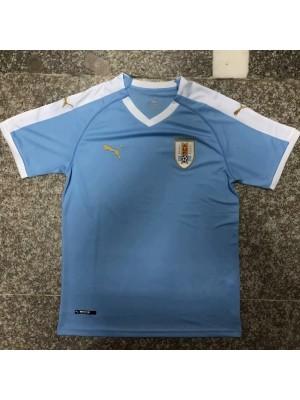 Camisas de Uruguay 2018 Azul