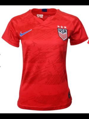 Camisa de Estados Unidos 2019 Mujeres Rojo