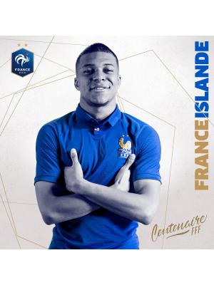 Camiseta De Francia 2018/19 Azul