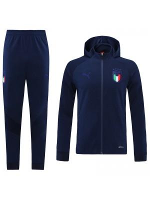 Chaqueta con capucha + Pantalones Italia 2021