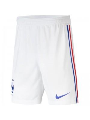 Francia pantalones blanco 2021