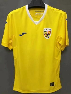 Camiseta De Rumania 2021