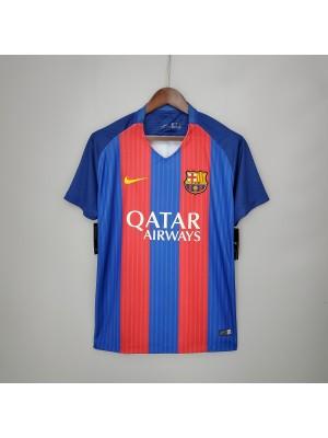 Camiseta Barcelona 16/17 Retro