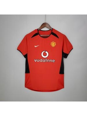 Camiseta Manchester United 02/04 Retro