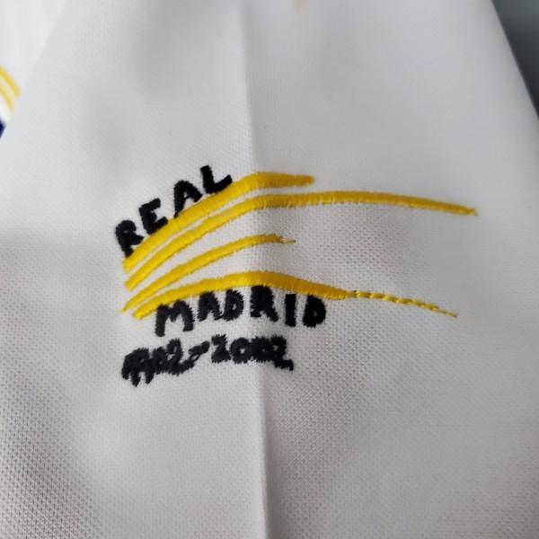 Camiseta Real Madrid 02/03 Retro