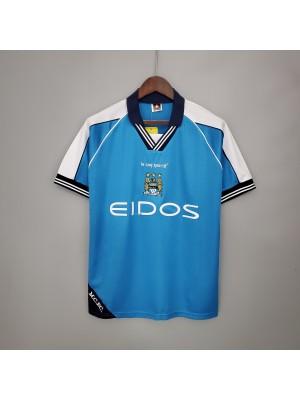 Camiseta Manchester City 99/01 Retro
