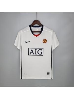 Camiseta Manchester United 08/09 Retro