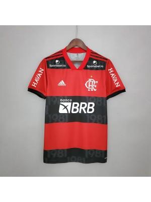 Camiseta Flamengo 1a Equipacion 2021/2022