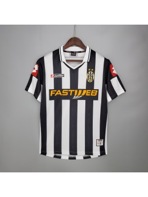 Camiseta De Juventus 01/02 Retro