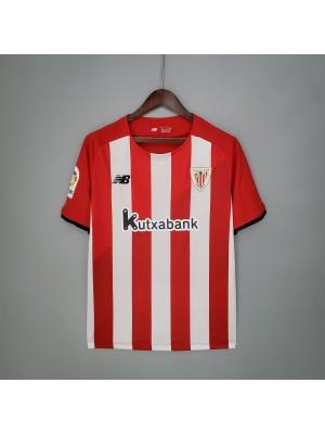 Camiseta Athletic Bilbao Primera Equipacion 2021/2022