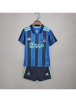 Camiseta Ajax 2a Equipacion 2021/2022 niños