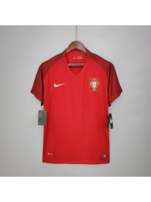 Camisas de Portugal 2016 Retro
