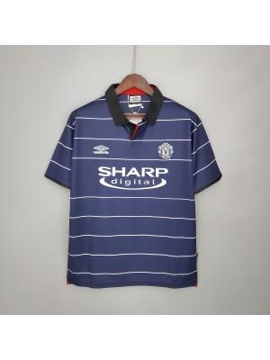 Camiseta Manchester United 99/00 Retro