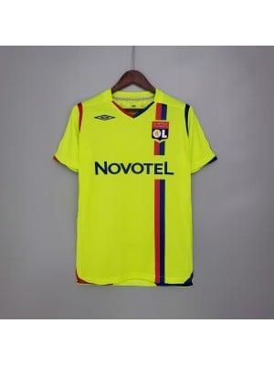 Camiseta Olympique Lyon 08/09 Retro