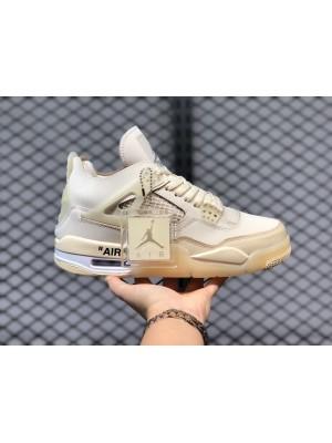 Off White X Air Jordan 4 H