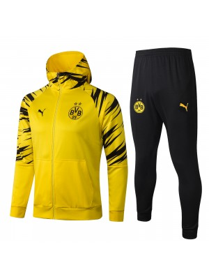 Chaqueta con capucha + Pantalones Borussia Dortmund 2020-2021