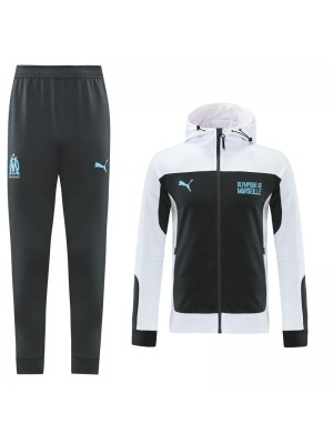 Chaqueta con capucha + Pantalones Olympique de Marseille 2020-2021