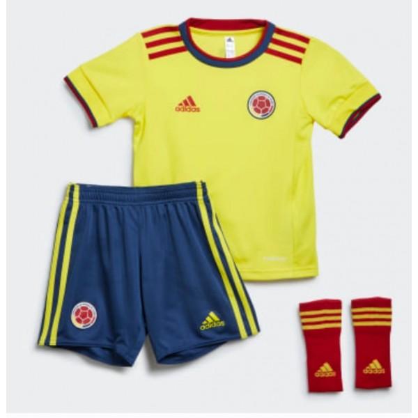 Colombia del España 1a Eq 2021 niños