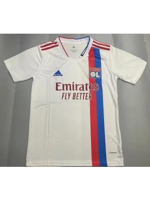 Camiseta Olympique Lyon 1a Equipacion 2021/2022