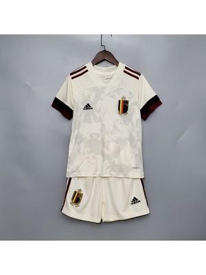 Camisas del Bélgica 2a Eq 2020 niños