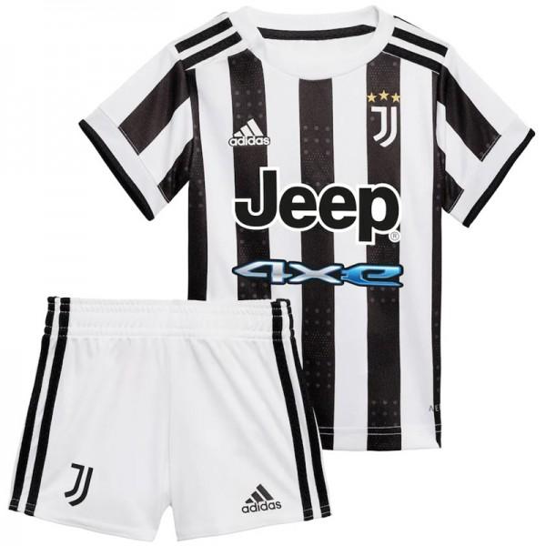 Camiseta Del Juventus 2021-2022 Niños