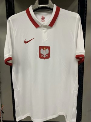Camiseta De Polonia 2021