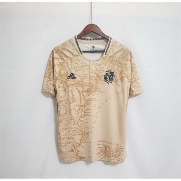 Camiseta del Argentina 2021
