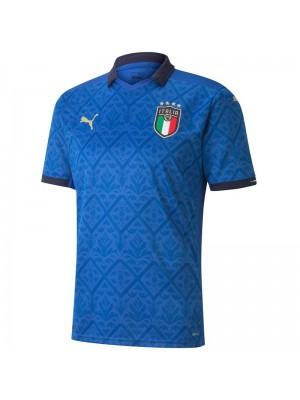 Camiseta De Italia 1a Equipacion 2021