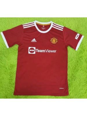 Camiseta Manchester United 1a Equipacion 2021/2022