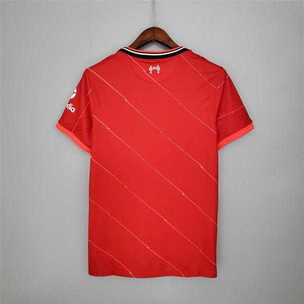 Camiseta Liverpool Primera Equipacion 2021/2022