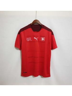Camiseta De Suiza 1a Equipacion 2021