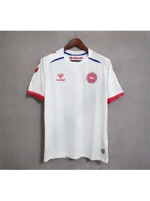 Camiseta De Dinamarca 2021